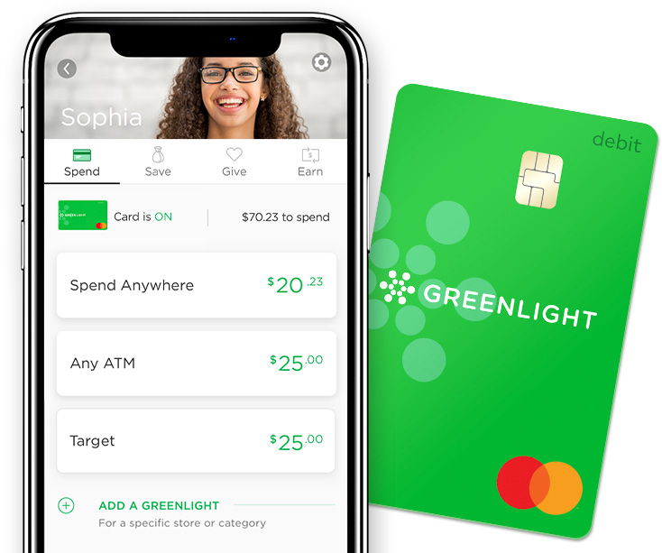 Greenlight Raises 54 Million For A Debit Card That