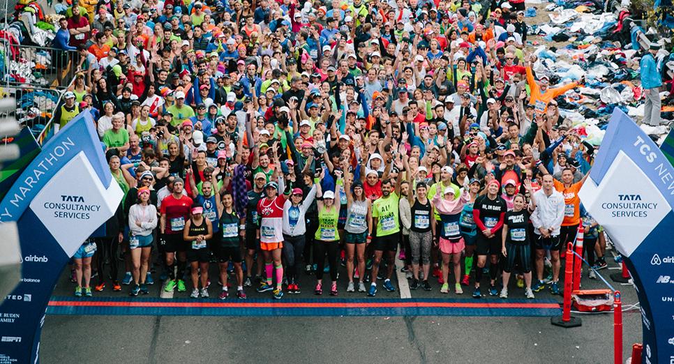 Photo of runners