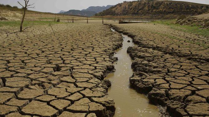 Almeria drought