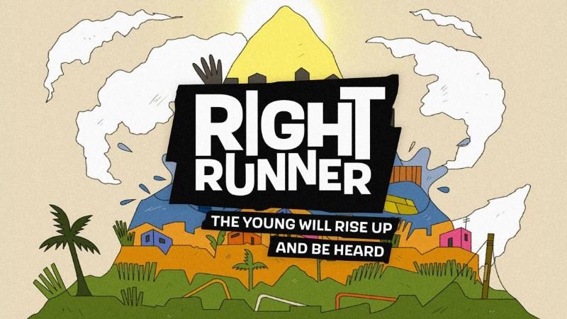 Right Runer, UNICEF