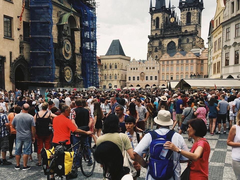 Prague. Mark Baker