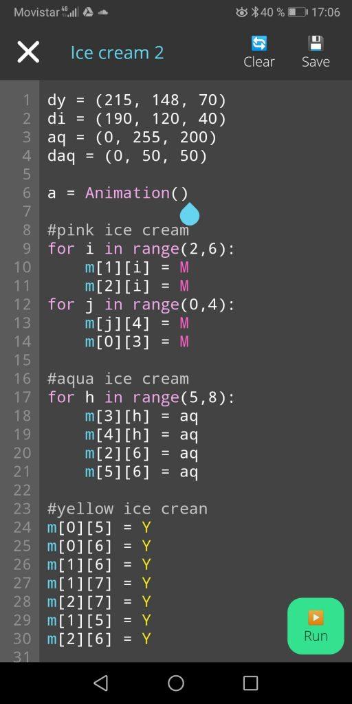 imagiCharm code