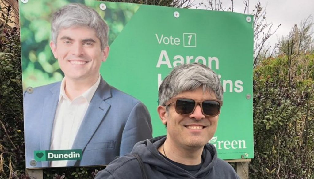 Aaron Hawkins, Dunedin